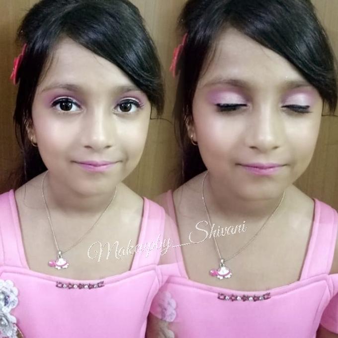 Party Makeup (MAC, HD) by makeupby_shivani - 013