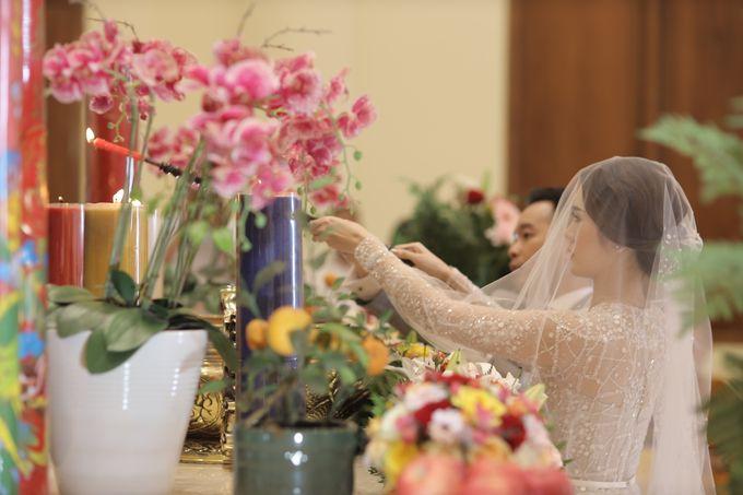 The Wedding Of  Erik & Livia by Finest Organizer - 001
