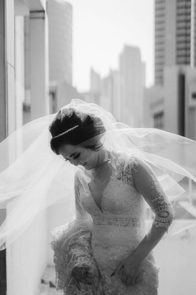 THE WEDDING OF EXHAUDI & FELICIA by The Wedding Boutique - 010