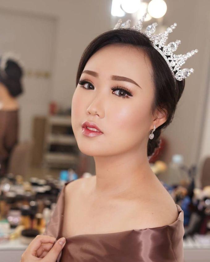 Bride Look by Alexandra Makeup Artist - 009