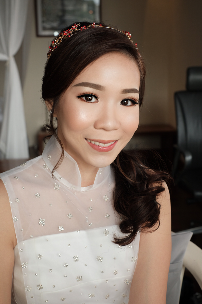 Bride Gaby by Loresa Mua - 001