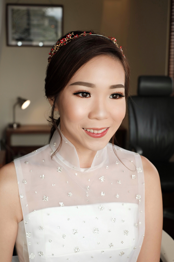 Bride Gaby by Loresa Mua - 003