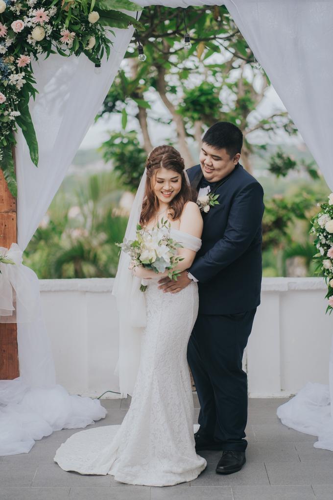 Monica wedding by Loresa Mua - 001