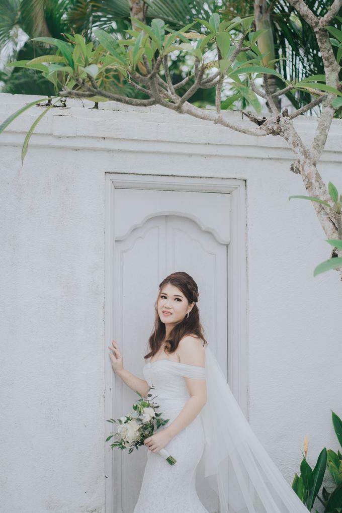 Monica wedding by Loresa Mua - 003
