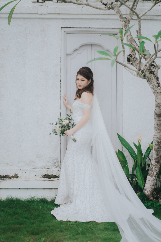 Monica wedding by Loresa Mua - 005