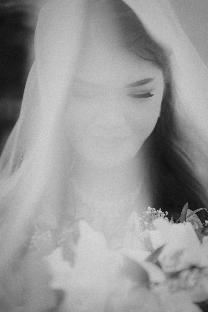 Monica wedding by Loresa Mua - 007