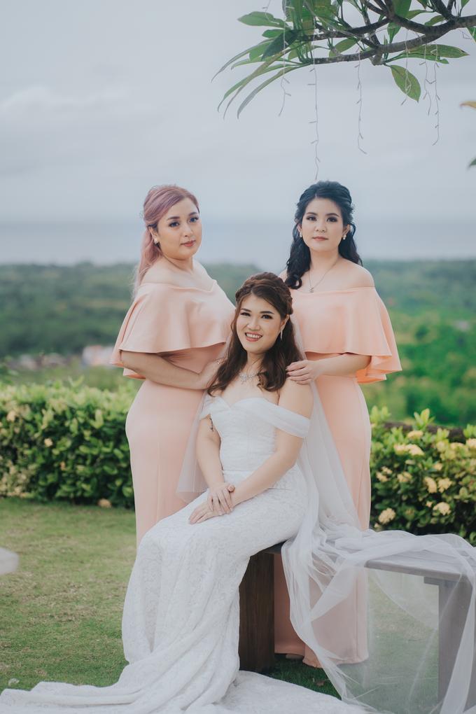 Monica wedding by Loresa Mua - 008