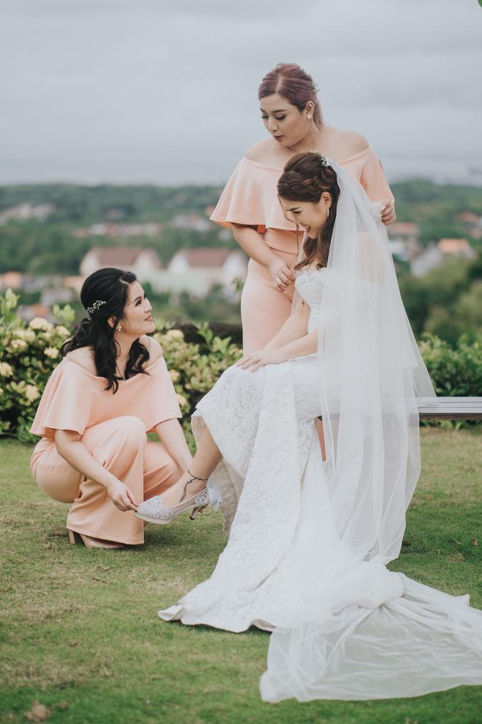 Monica wedding by Loresa Mua - 010