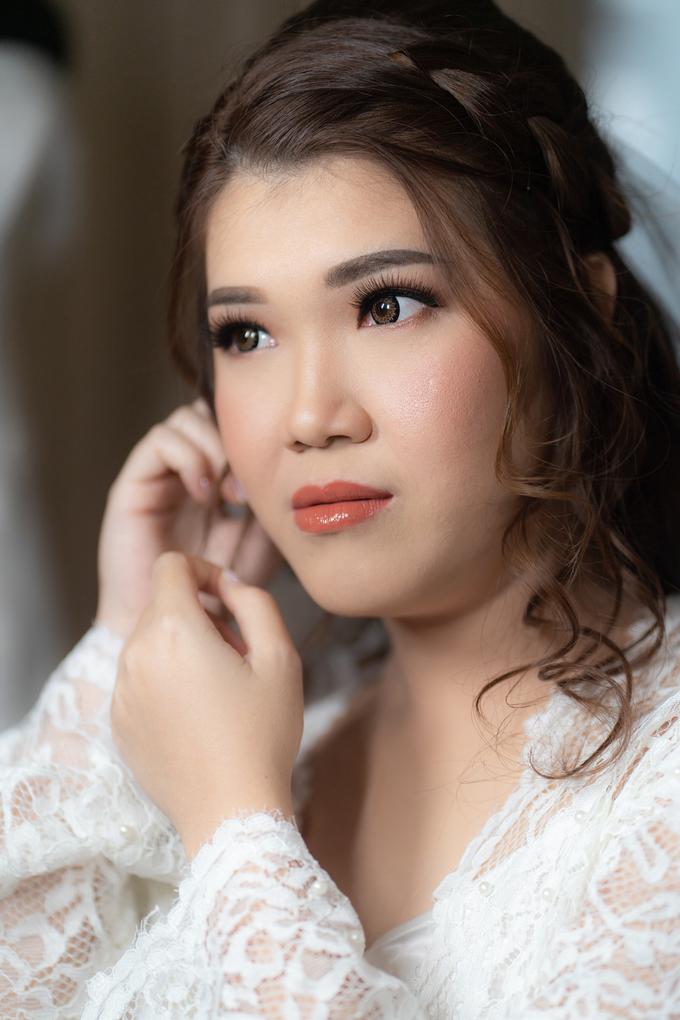 Monica wedding by Loresa Mua - 020