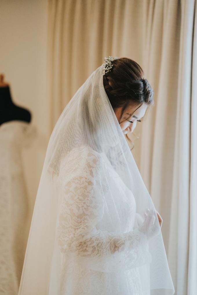 Monica wedding by Loresa Mua - 013