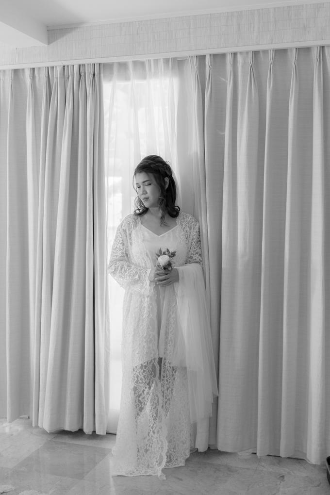 Monica wedding by Loresa Mua - 016