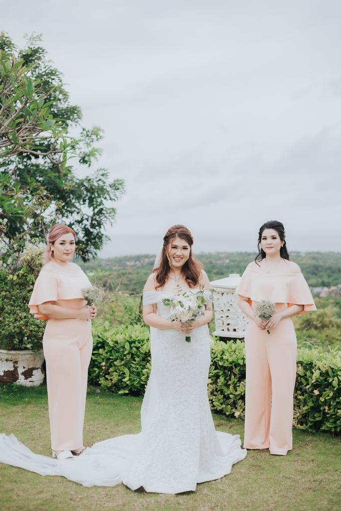 Monica wedding by Loresa Mua - 006