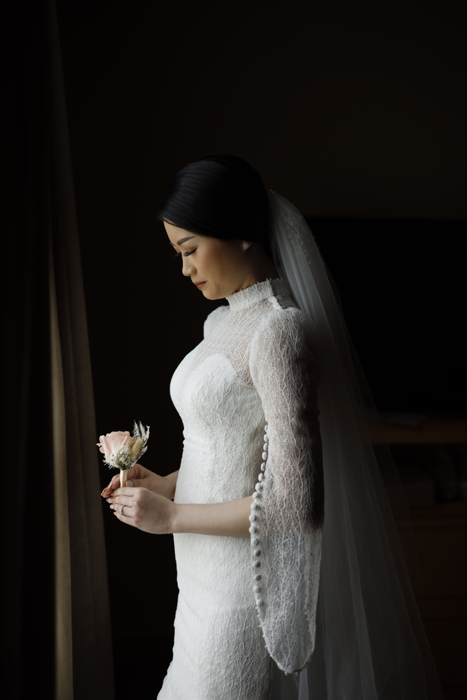 Ancilla And Yulius Wedding Day by LOTA   LAURENT AGUSTINE - 028