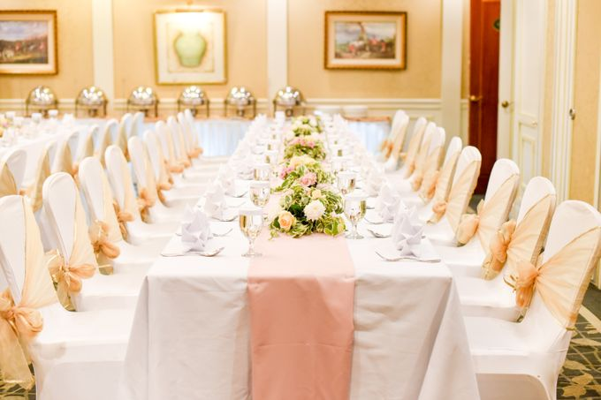 The Wedding of Yansen & Riana by MERCANTILE PENTHOUSE WEDDING - 007