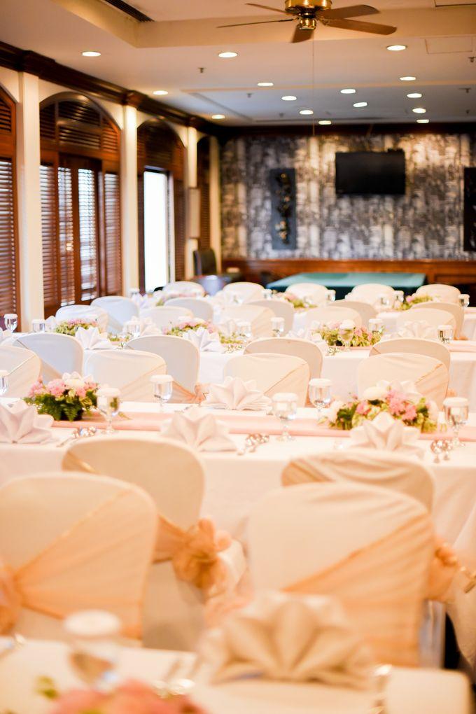 The Wedding of Yansen & Riana by MAC Wedding - 008