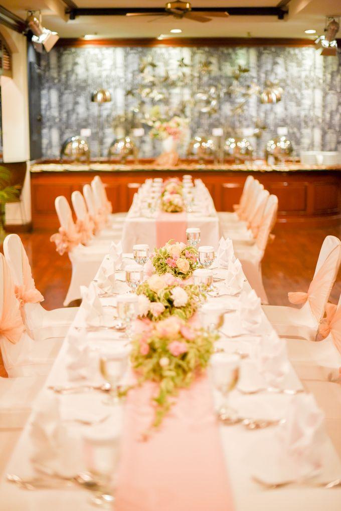 The Wedding of Yansen & Riana by MERCANTILE PENTHOUSE WEDDING - 009