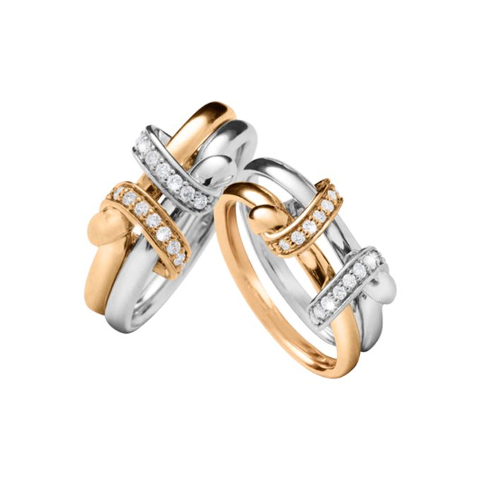 LOVE KNOT SERIES by Frank & co. - 001