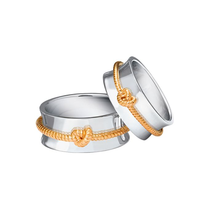 LOVE KNOT SERIES by Frank & co. - 005
