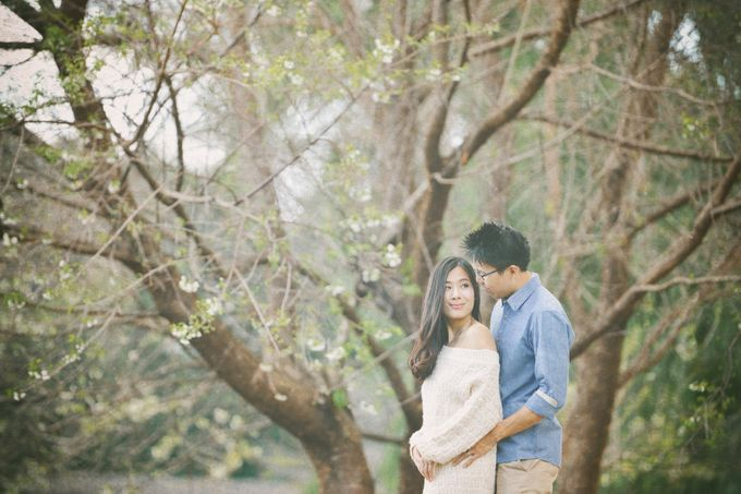 Kew Mae Pan pre wedding in Chiangmai by Lovedezign Photography - 014