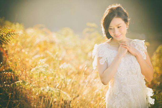 Kew Mae Pan pre wedding in Chiangmai by Lovedezign Photography - 003