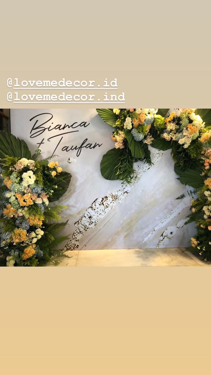 BiancaTaufan Engagement  by Lovemedecor.id - 003