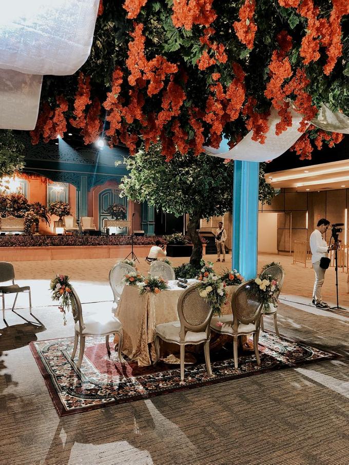 colorfull javanese wedding by Lovemedecor.id - 001