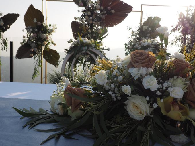 Modern intimate wedding by Lovemedecor.id - 009