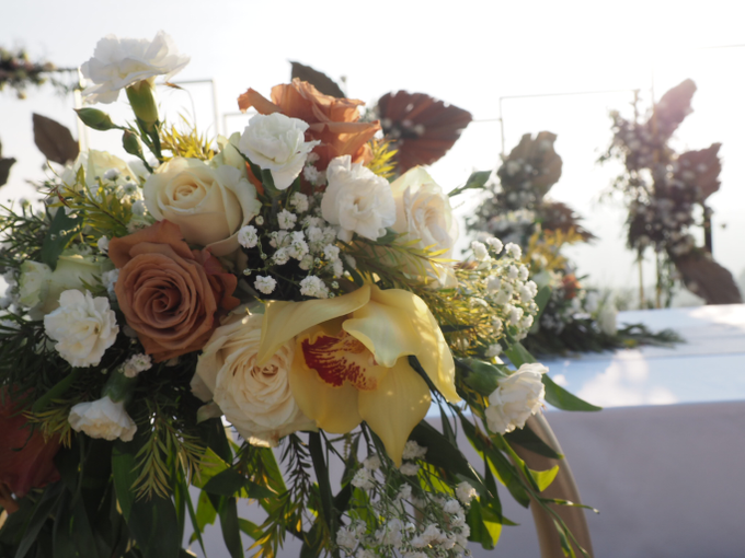 Modern intimate wedding by Lovemedecor.id - 010