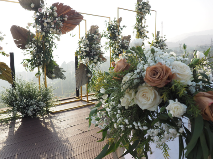 Modern intimate wedding by Lovemedecor.id - 011
