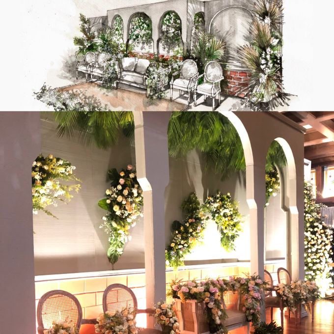 Colonial Architectural  by Lovemedecor.id - 005