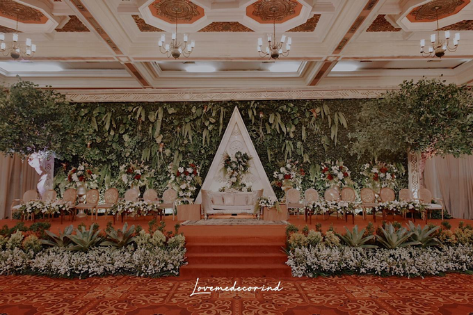 Batak Garden Wedding by Lovemedecor.id - 001