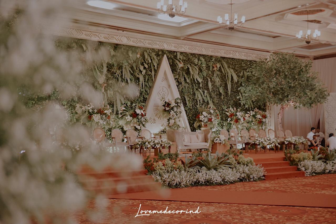 Batak Garden Wedding by Lovemedecor.id - 028