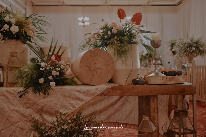 Batak Garden Wedding by Lovemedecor.id - 026