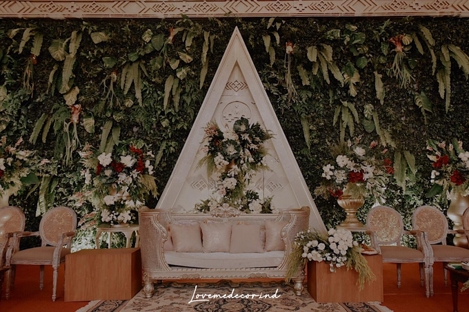 Batak Garden Wedding by Lovemedecor.id - 038