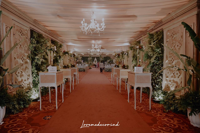 Batak Garden Wedding by Lovemedecor.id - 043