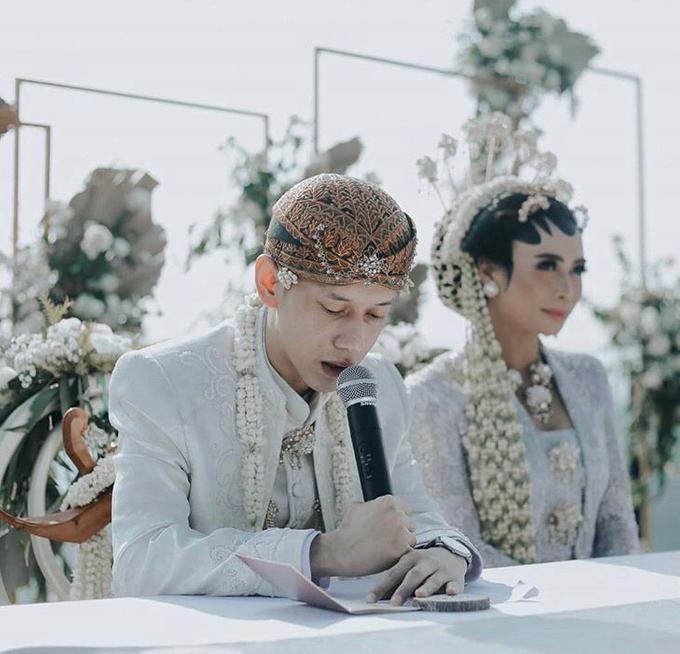 Modern intimate wedding by Lovemedecor.id - 019