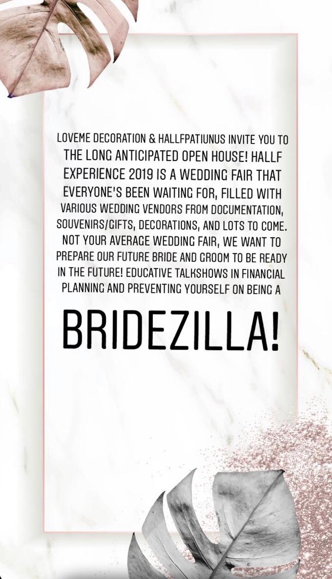 Hallfpatiunus x Bridestory  by Lovemedecor.id - 004