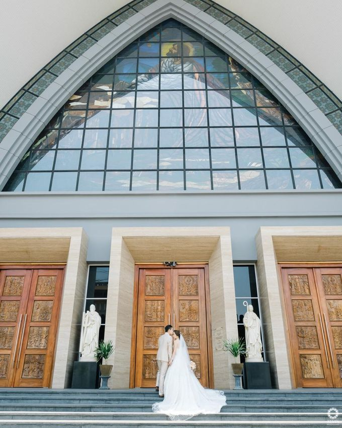 THE WEDDING OF STEFANUS & LOVENIA by The Wedding Boutique - 002