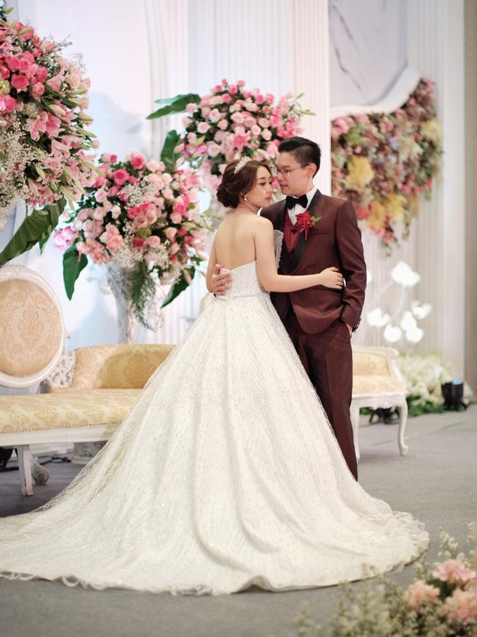 THE WEDDING OF STEFANUS & LOVENIA by The Wedding Boutique - 003