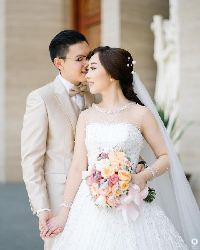 THE WEDDING OF STEFANUS & LOVENIA by The Wedding Boutique - 004