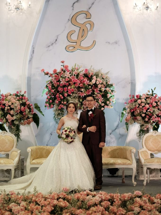 THE WEDDING OF STEFANUS & LOVENIA by The Wedding Boutique - 005