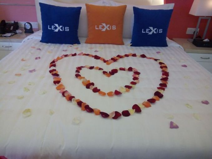 Special Room Decorations by Lexis Suites Penang - 007