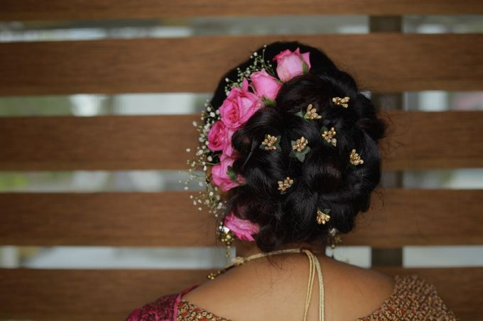 Engagements by Face Palette by Lekshmi Menon - 007