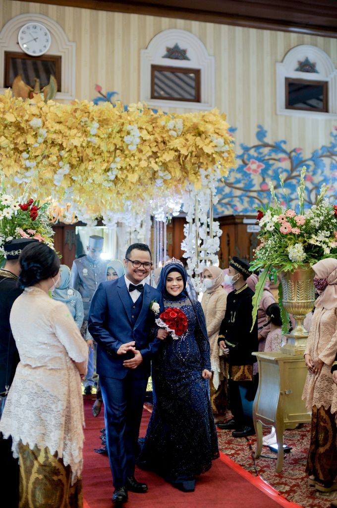 Niya & Pandu - Wedding On The Day Coordinator by Toscana Music Entertainment - 006