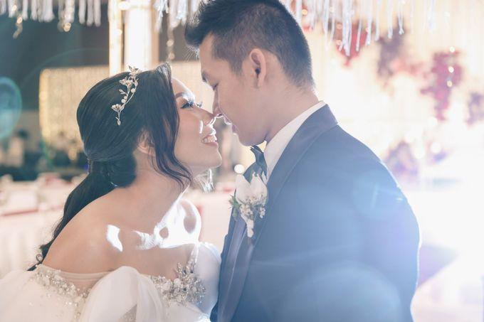 William & Selvi Wedding at Hilton Hotel by PRIDE Organizer - 029