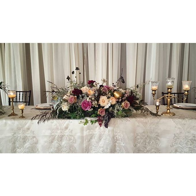 Fall 2015 by Esmae Event Floral Design - 005