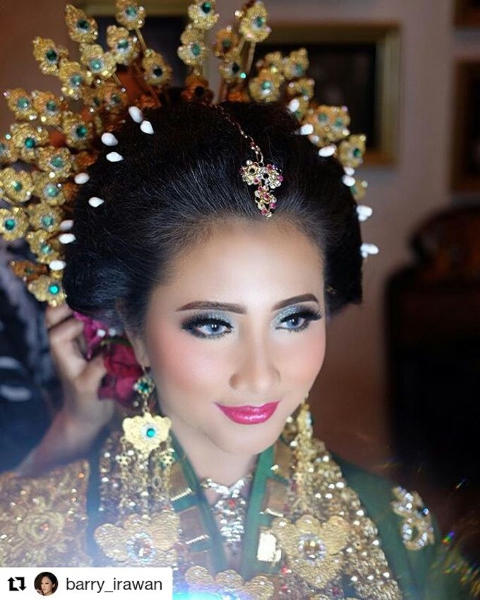 Resepsi Pernikahan Adat Bugis Karin & Acho by CARI WEDDING ORGANIZER - 002