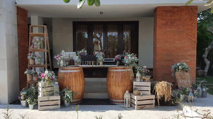 Sunset Garden Party by d'Oasis Florist & Decoration - 012