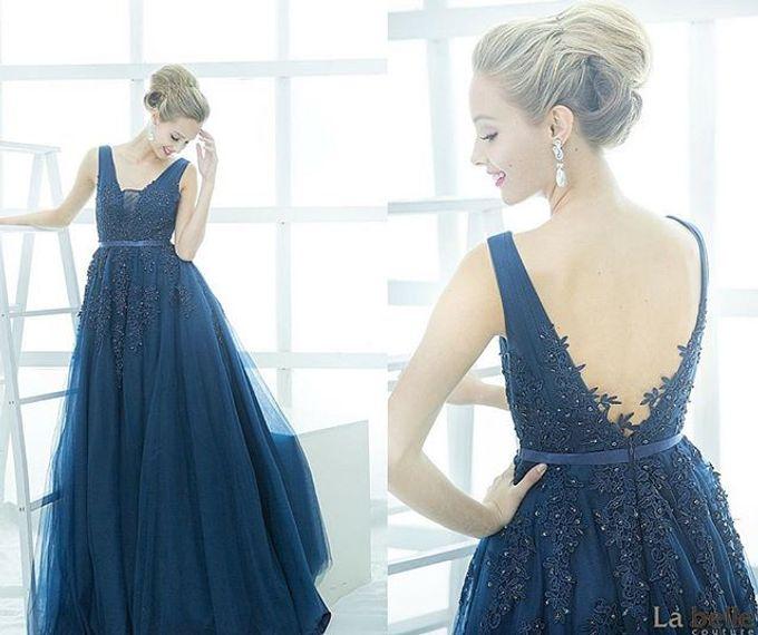 Bridal Gown Collection 2015: Legends by La Belle Couture Weddings Pte Ltd - 014