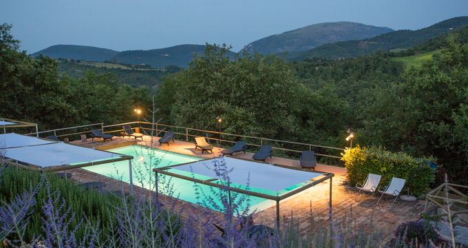 Wedding in the Green hills by Relais I' Antico Convento - 001